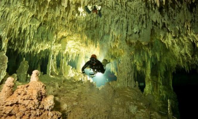 المكسيك: اكتشاف أكبر مغارة غارقة في العالم