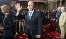 بنس يغادر واشنطن متوجها إلى مصر والأردن وإسرائيل