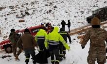 15 لاجئا سوريا تجمدوا حتى الموت بثلوج لبنان