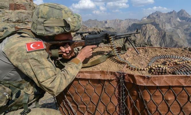 بدء العملية العسكرية التركية بعفرين السورية والأكراد يتأهبون