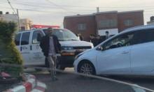 يركا: إطلاق نار في مطاردة بوليسية أعقبت دهس شرطيين