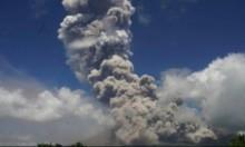 الفلبين: تحذيرات من ثوران بركاني وشيك