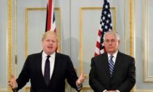 تيلرسون يأمل بتحقيق تقدم مع أوروبا بشأن النووي