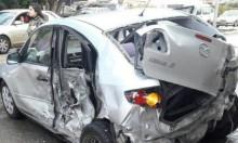 شفاعمرو: 4 إصابات في حادث طرق