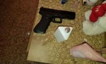 ساجور: اعتقال 3 مشتبهين بحيازة أسلحة ومخدرات