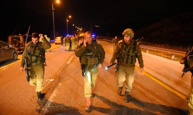 اعتقالات بالضفة والاحتلال يواصل البحث عن منفذ عملية نابلس