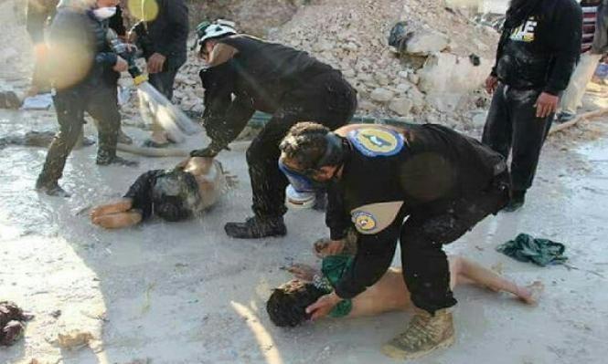 مبادرة دولية لملاحقة المسؤولين عن الهجمات الكيميائية في سورية