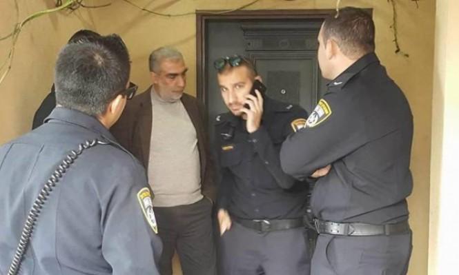 إطلاق سراح الشيخ كمال خطيب بعد التحقيق معه بشبهات أمنية