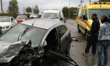 كابول: إصابتان خطيرتان في حادث طرق