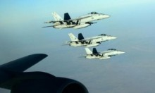 """مقتل 150 مسلحا من """"داعش"""" بغارات أميركية على سورية"""