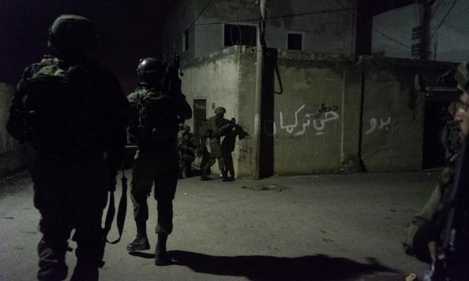 اعتقال 18 فلسطينيا والاحتلال يقتحم جنين بحثا عن جرار
