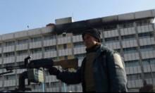 مقتل 4 أميركيين في هجوم طالبان على فندق بكابل