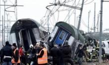 قتلى وجرحى في حادث قطار بإيطاليا