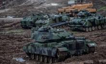 الصراع على المواقع شمالي سورية