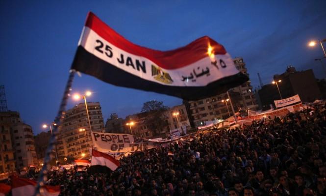 بذكرى 25 يناير.. الشعب المصري ما زال يتوق للحرية