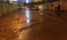 الناصرة: العاصفة قد تتسبب ببعض الأضرار