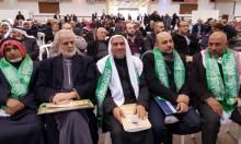 الشيخ أبو دعابس رئيسا للحركة الإسلامية لفترة ثالثة