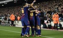 برشلونة يواجه فالنسيا في نصف نهائي كأس الملك