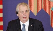 انتخاب ميلوش زيمان رئيسًا لتشيكيا مرة أخرى