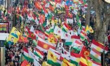 ألمانيا تفرق مظاهرة للأكراد بسبب شعارات محظورة