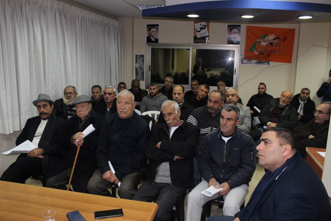 جديدة المكر: مئوية عبد الناصر وتأثيره على عرب 48