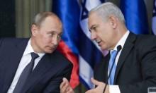 إيران وسورية على أجندة قمة بوتين نتنياهو