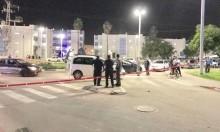 عكا: إصابة شاب في انفجار سيارة