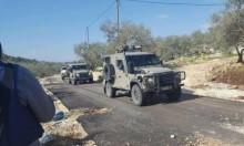 الاحتلال يقتحم علار بعد إبطال أمن السلطة عبوات ناسفة