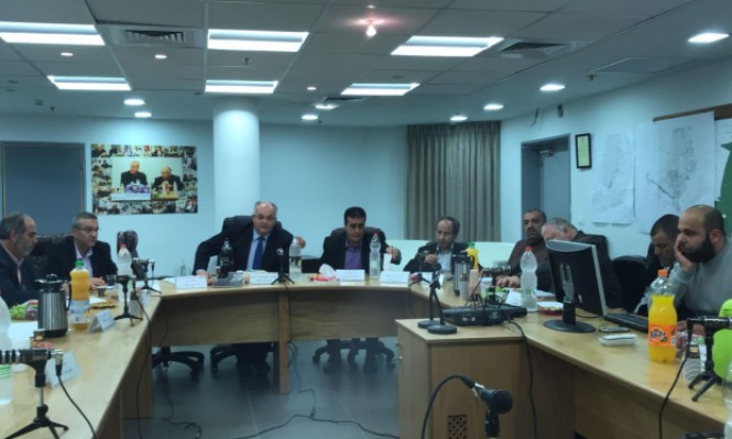 بلدية الطيبة تؤكد رفضها لمخططات الخدمة المدنية