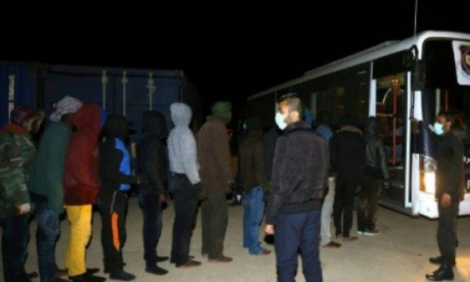 إجلاء 13 ألف مهاجر من لييبيا خلال شهرين