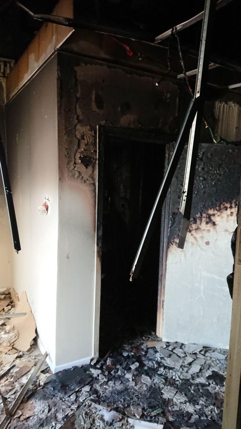 تل السبع: اندلاع حريق في مركز لرعاية الأطفال