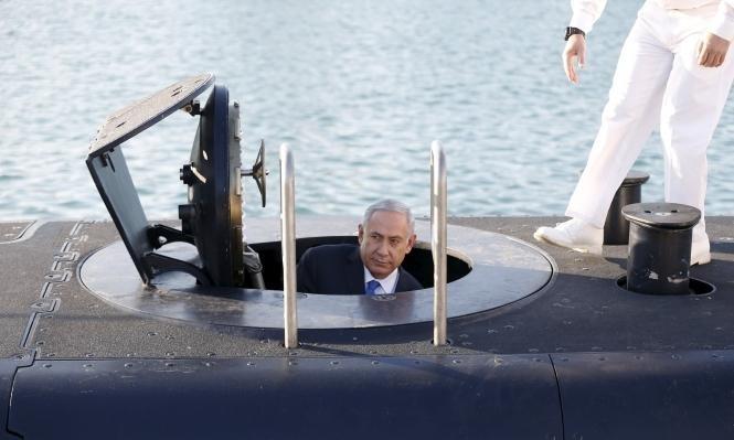 """""""كلمات مشفرة"""" تشير لضلوع نتنياهو بفساد صفقة الغواصات"""