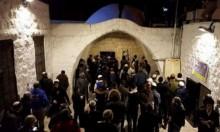 1300 مستوطن يقتحمون قبر يوسف وموقعا أثريا بنابلس