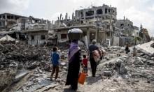 """خطة للاحتلال لإعادة """"إعمار غزة"""" بتمويل دولي"""