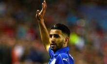 الجزائري محرز يطلب الرحيل إلى مانشستر سيتي