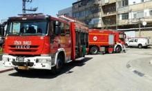 طوبا الزنغرية: اندلاع حريق في منزل مأهول