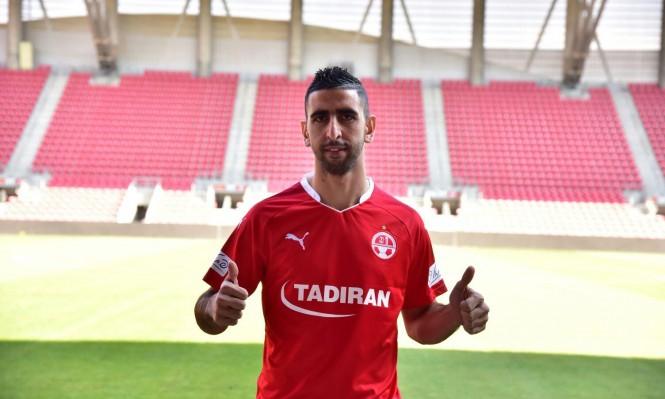 مروان كبها يعود للعب في البلاد