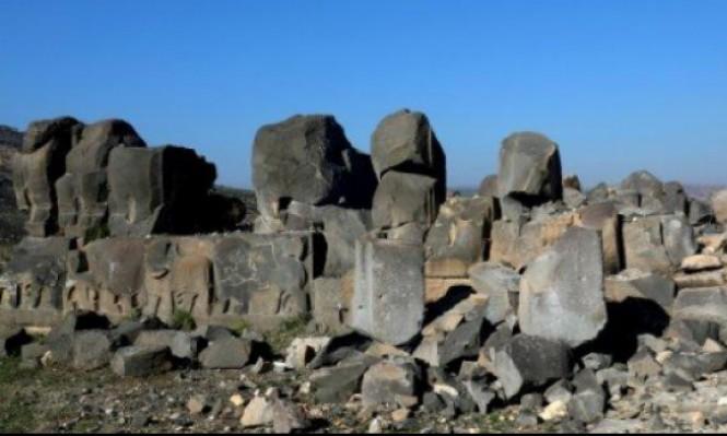 سورية: 3 آلاف عام من الحضارة دمرت بعين دارة