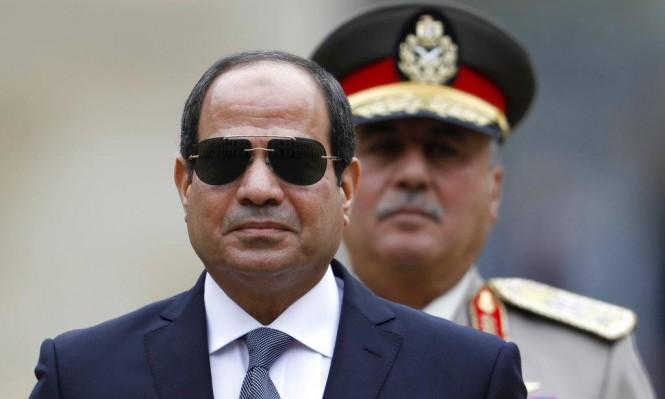 """السيسي يهدد ثوار يناير: """"أنا مش سياسي وبتاع كلام"""""""