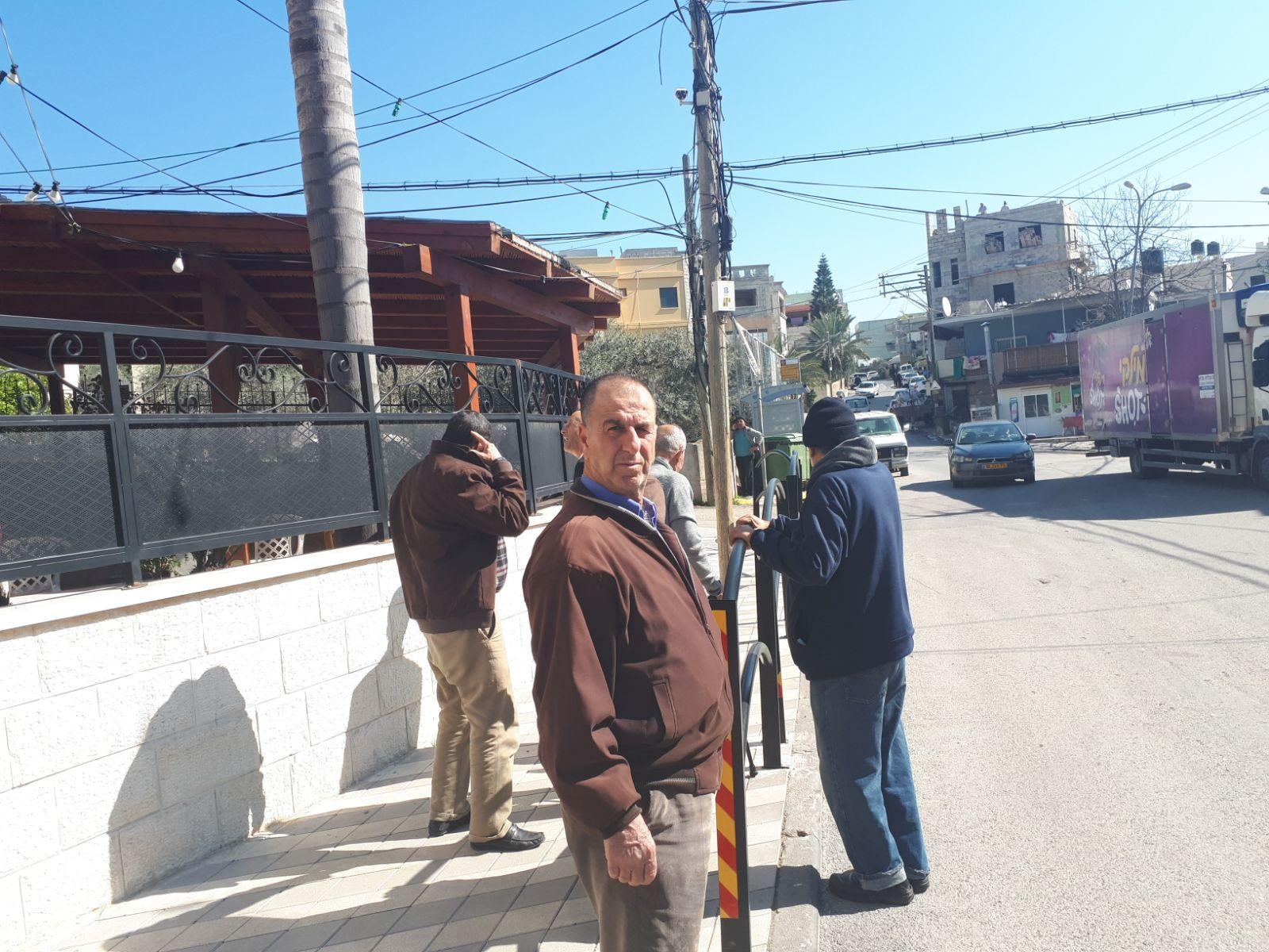 كفر كنا: إطلاق وابل من الرصاص على مسجد عمر بن الخطاب