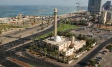 الزبارقة يدين الاعتداء العنصري على مسجد حسن بيك في يافا