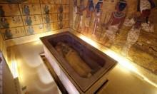 مسح راداري جديد لمقبرة توت عنخ آمون