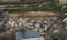 الاحتلال يهدم منزلا ببيت دجن شرق نابلس