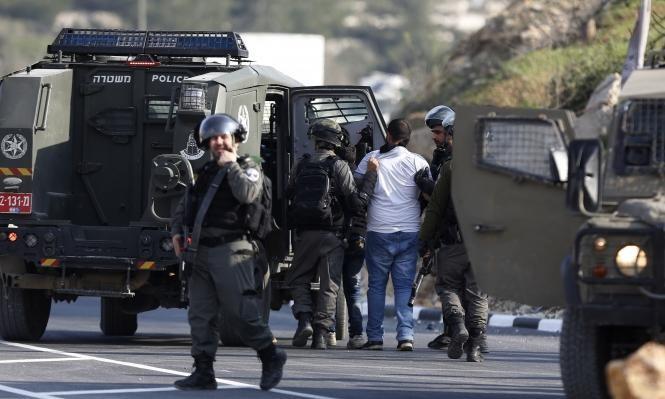 اعتقال 1263 فلسطينيا منذ قرار ترامب بشأن القدس