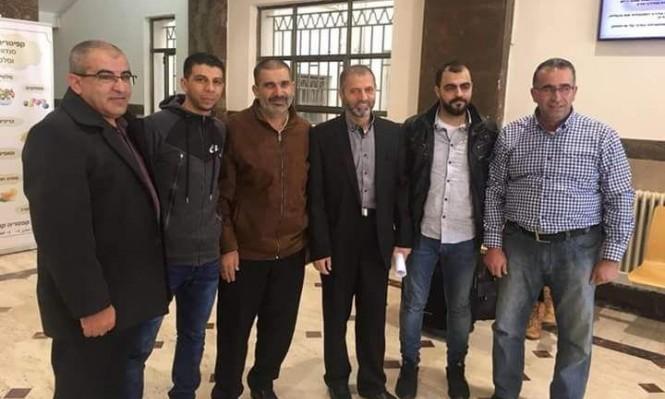 """إطلاق سراح د. سلمان إغبارية وإغلاق ملف """"عشاق الأقصى"""""""