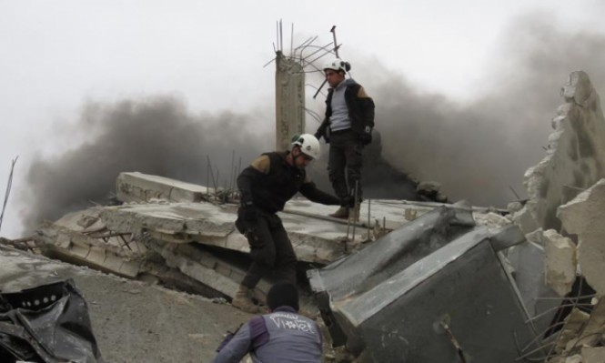 مقتل 211 مدنيًا بقصف النظام وروسيا إدلب الشهر الماضي