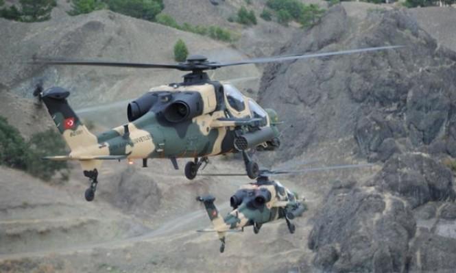 الجيش التركي يقتل 49 مسلحا كرديا بشمال العراق