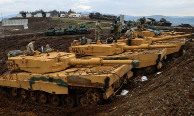 """الجيش التركي قتل 790 مسلحا منذ بدء """"غصن الزيتون"""""""