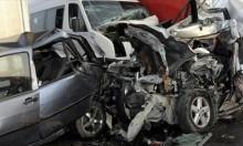 حوادث مصر: مصرع 11 شخصا جراء تصادم 4 سيارات