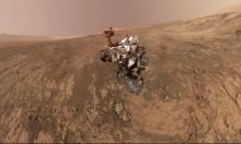 """""""ناسا"""" تحول صور لمركبة على المريخ لصورة شخصية"""
